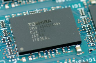 toshiba nand flash