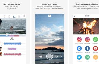 تطبيق Filmr يوفّر لك إمكانيات وأدوات تحرير وإنشاء الفيديو