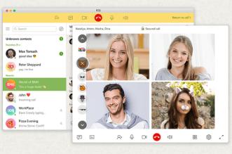 ICQ على ماك وويندوز يدعم الآن مكالمات الفيديو والصوت الجماعية