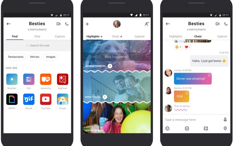 مايكروسوفت تُعيد بناء تطبيقها سكايب وتدخل ميزة القصص وأكثر