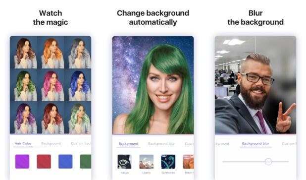 تطبيق Teleport لفصل الخلفية عن الصورة في أندرويد