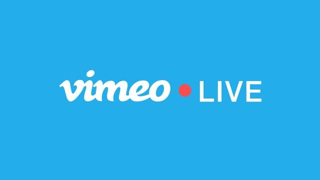 البث المباشر Vimeo