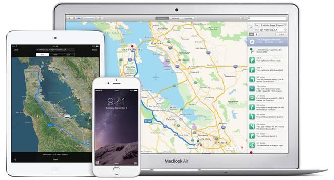 هذه التطبيقات التي يُمكنكَ إستخدامها مع خرائط أبل