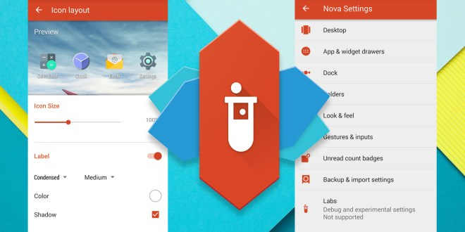 تطبيق نوفا لانشر يتجاوز 50 مليون تحميل على متجر بلاي