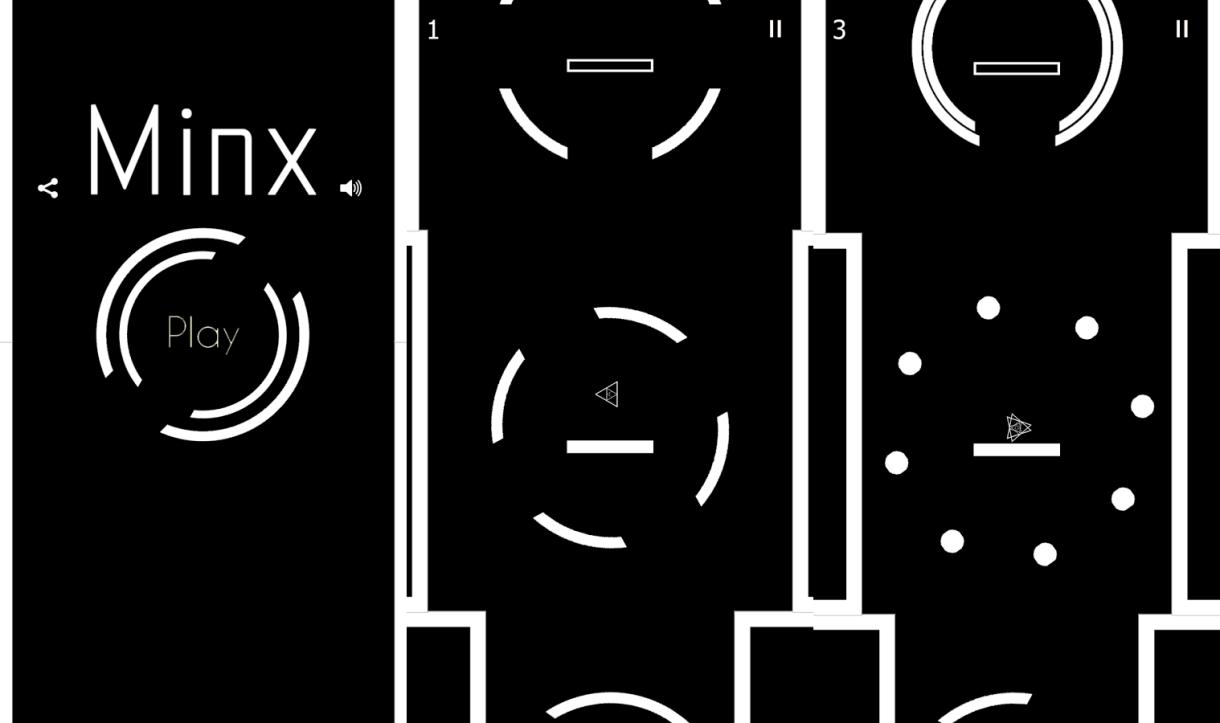 لعبة المغامرات الجديدة Minx على أندرويد