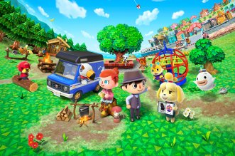 لعبة Animal Crossing