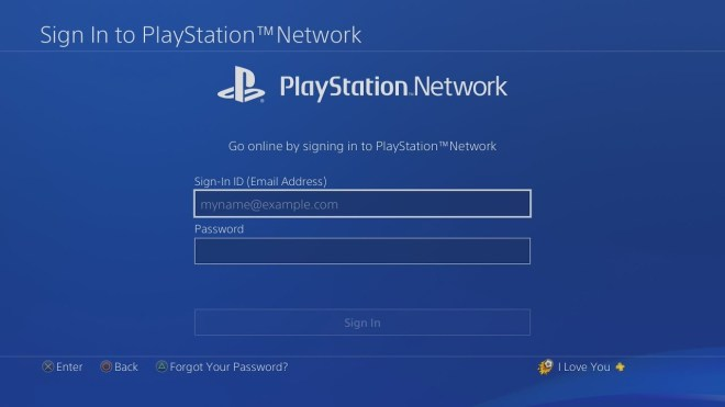 change your PlayStation Network name