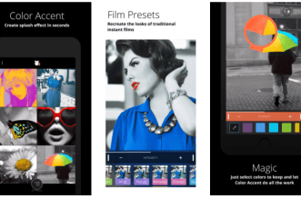 تطبيقColor Accent لتجربة تأثيرAccent على صورك في آيفون