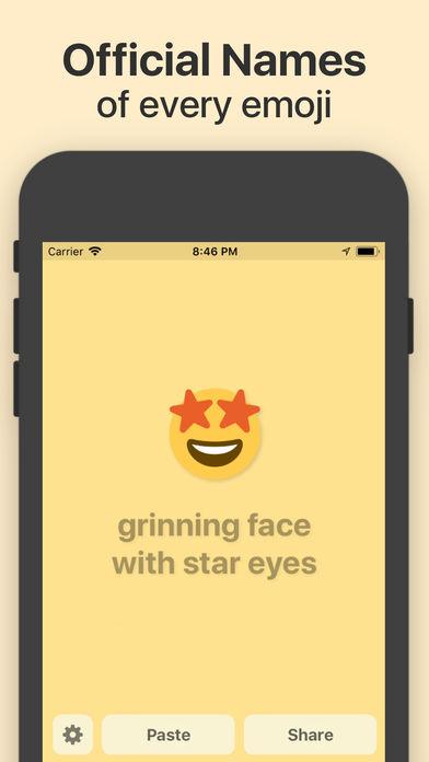 Emoji Names14