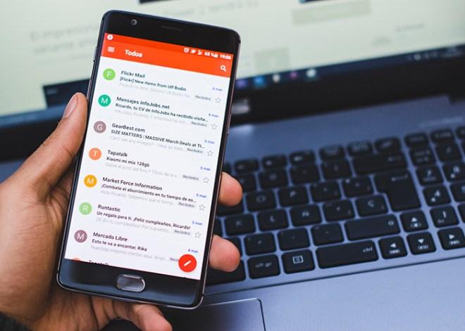 النسخة الخفيفة Go من تطبيق Gmail تصل قوقل بلاي