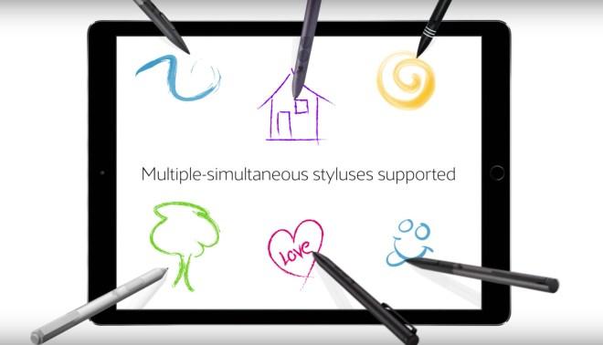 قوقل تُفكّر في تطوير قلم متوافق مع جميع أجهزة المُستخدم الذكية