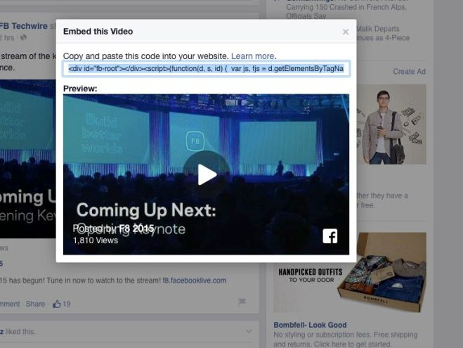 فيسبوك ونجاحها في سحب بساط الفيديو من يوتيوب