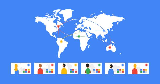 قوقل تبدأ رسميًا بمنافسة سلاك بعد إتاحة تطبيق Hangouts Chat للجميع Blog-header-how-Hangouts-helped-one-of-Go.max-1000x1000_MakHKCT