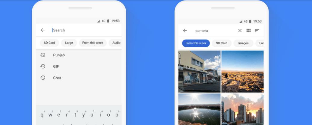 تطبيق مدير الملفاتFiles by Google يُضيف الدعم لـUSB OTG