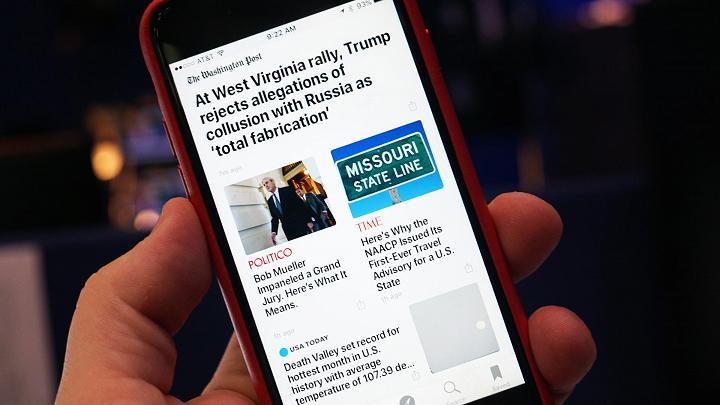 آبل تعمل على إطلاق خدمة إخبارية مدفوعة الاشتراك