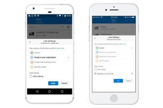 OneDrive يحصل على إعادة تصميم كبير في أندرويد و iOS