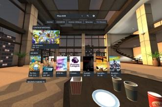 إطلاق تطبيق بث الفيديو Plex VR لنظارات الواقع الافتراضي