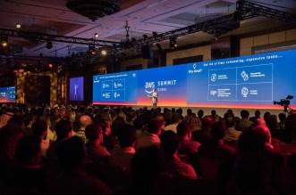 انعقاد أول قمة أمازون ويب سيرفيسز (AWS) الأولى في دبي