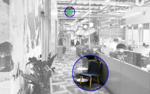 تطبيقLookout من قوقل لمساعدةالمكفوفين في اكتشاف العالم من حولهم