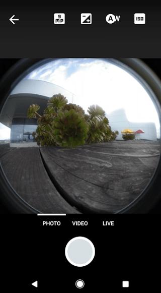 تطبيق جديد من قوقل لإعداد كاميراVR180 وإدارتها مباشرة من الهاتف