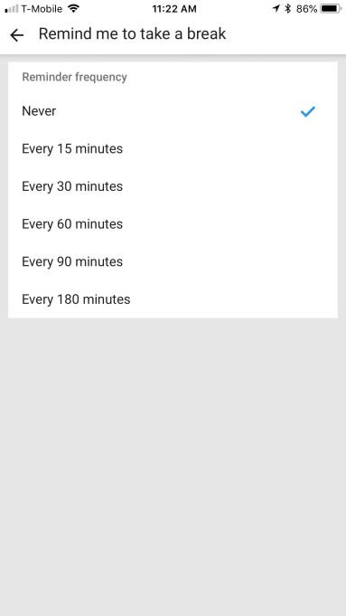 يوتيوب تُطلق أدوات جديدة لمساعدتك على التوقف عن المشاهدة!