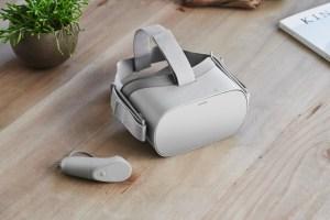 نظارة الواقع الافتراضي Oculus Go متاحة للشراء بسعر 199 دولار