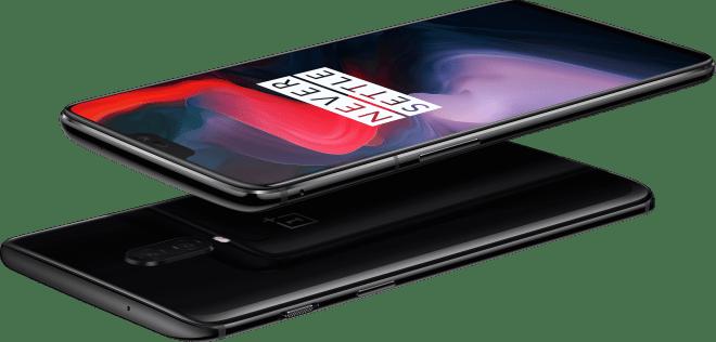 الكشف عن هاتف OnePlus 6 بكاميرا مزدوجة وظهر زجاجي