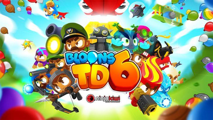 الإصدار السادس منلعبة Bloons TD متاح الآن على متجر قوقل بلاي