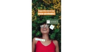 قصص انستغرام تدعم الآن روابط التسوّق