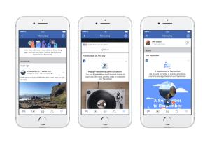 """فيسبوك تطلق صفحة """"الذكريات"""" وتأتي بشكل شبيه لميزة حدث في مثل هذا اليوم"""