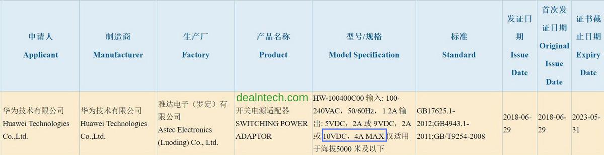 huawei 3c - هواوي تطور تقنية الشحن السريع الخارقة لجوالاتها القادمة