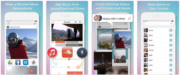 جديد التطبيقات:Actionعلى iOS لتحرير فيديوهاتك تلقائيًا