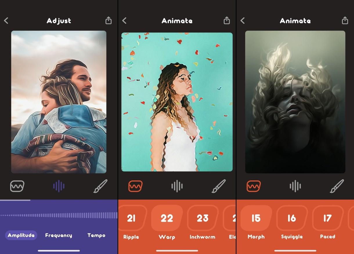 تطبيقAnimatixلإضفاء الحيوية على صورك الثابتة باستخدام تقنيات الرسوم المتحركة