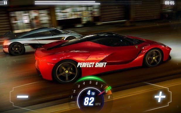 لعبةCSR Racing 2 تُوفّر وضع AR للجميع
