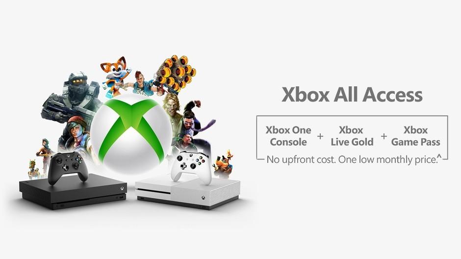 مايكروسوفت تعلن خطة اشتراك شهرية لحزم Xbox متكاملة تتضمن الأجهزة والألعاب