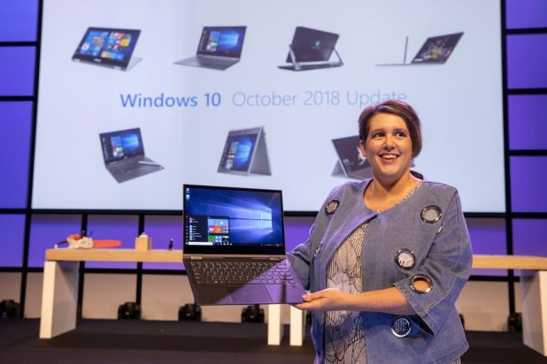 مايكروسوفت تعلن عن تحديث ويندوز 10 في أكتوبر