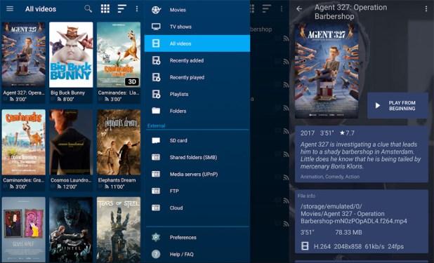 جديد التطبيقات:Nova مُشغّل فيديو مفتوح المصدر لأجهزة أندرويد