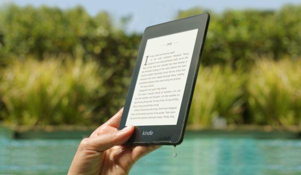 أمازون تطلق نسخة محدثة من  كتابها الالكتروني Kindle Paperwhite