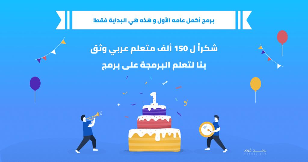 منصة برمج لتعليم البرمجة بالعربية وعام طموح مليء بالتحديات