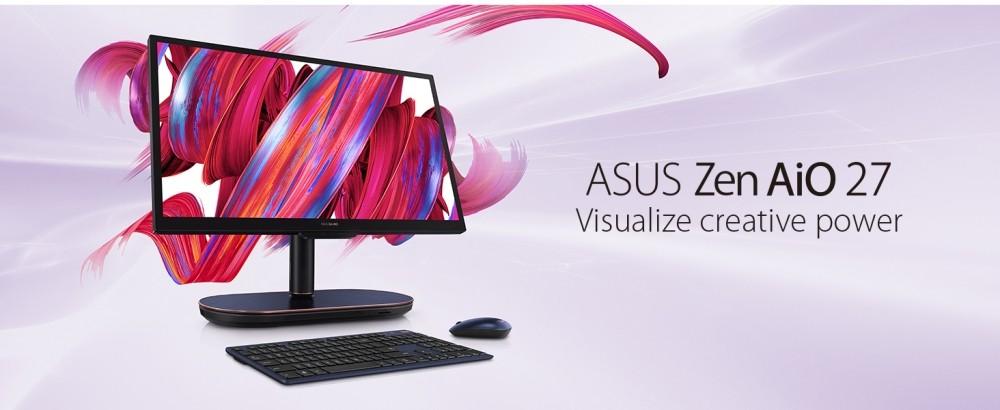 أسوس تكشف عن الحاسوب المكتبي Zen AiO 27 بميزة شحن الأجهزة الأخرى لاسلكيًا