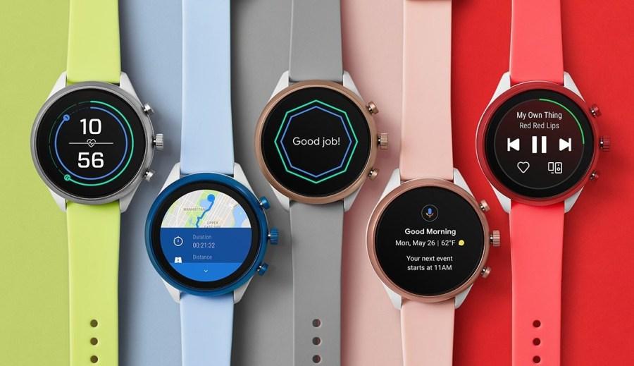 Fossil تعلن عن ساعتها Sport Smartwatch بمعالج سنابدراجون 3100