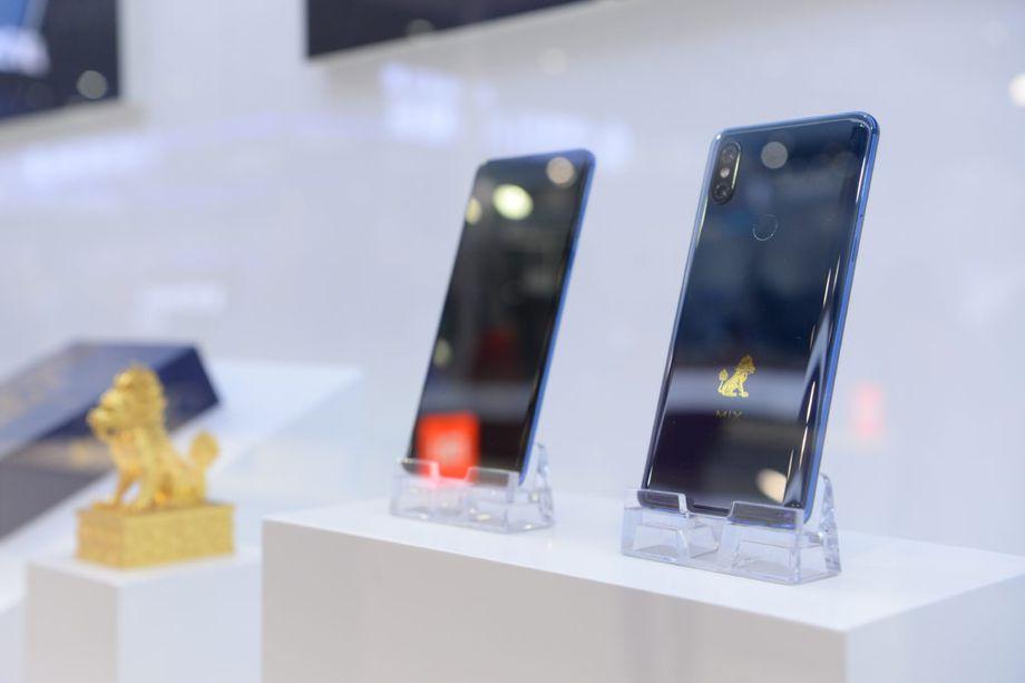 شاومي تعرض نسخة 5G من هاتفها Mi Mix 3 في الصين