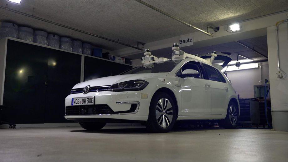 شركة أودي تمضي قدماً لإطلاق سيارة ذاتية القيادة بشكل كامل في 2021