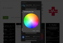 تطبيقPlus Beat يعمل كبديل لإشعاراتLED على هاتفOne Plus 6T