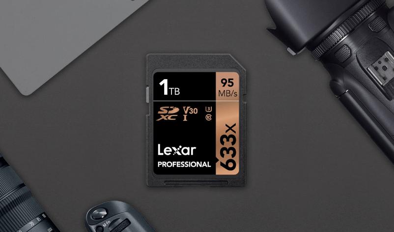 بطاقات الذاكرة SD بحجم 1 تيرا أصبحت متاحة للشراء بعد طول انتظار
