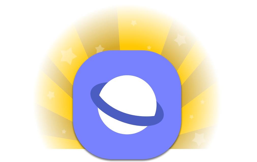 متصفّح سامسونج أوّل تطبيق يحصل على تصميمOneUI الخاص بالشركة