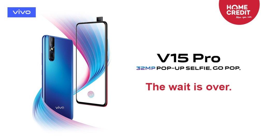 فيفو تكشف عن هاتف V15 Pro بدون نتوء وكاميرا أمامية منزلقة بدقة 32 ميجا بكسل