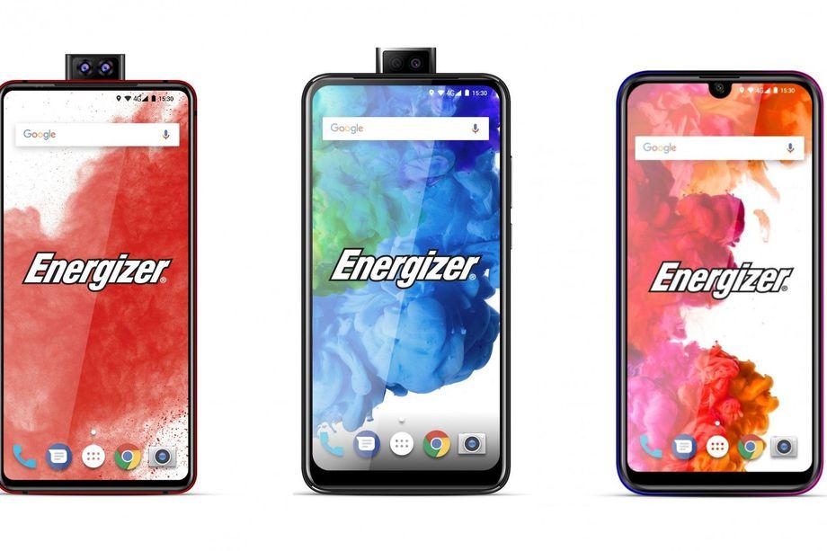 MWC 2019: انرجايزر ستعرض 26 هاتف ذكي منها ما هو مزود ببطاريات ضخمة وشاشات قابلة للطي