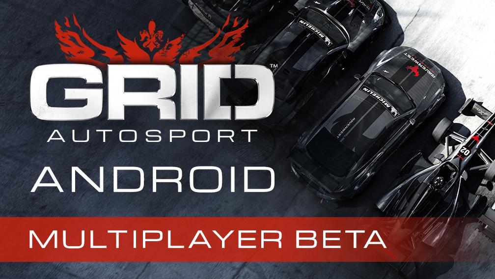 لعبة السباقات المُنتظرة GRID Autosport متاحة الآن للتسجيل التجريبي في أندرويد