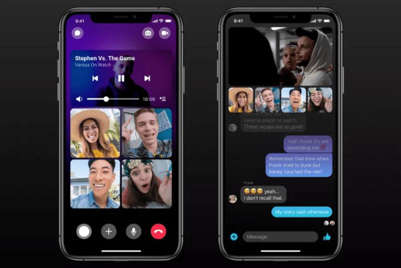 فيسبوك ستطلق نسخة iOS جديدة من تطبيق ماسنجر نهاية العام بحجم أقل وأداء أسرع
